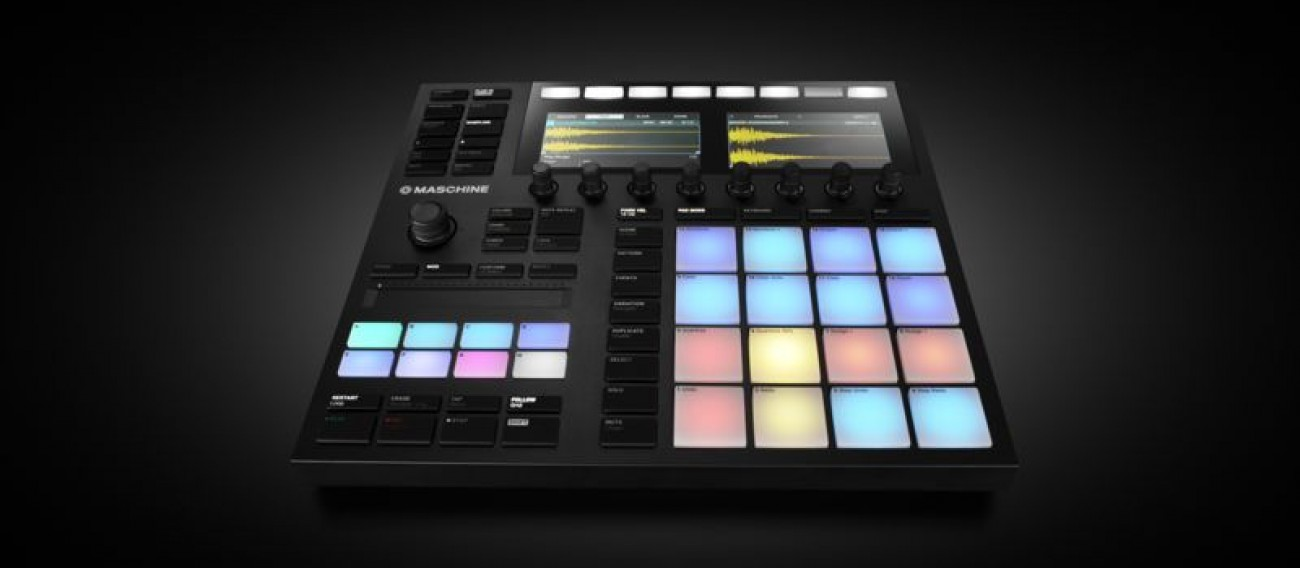 Maschine MK3 Colour Pads