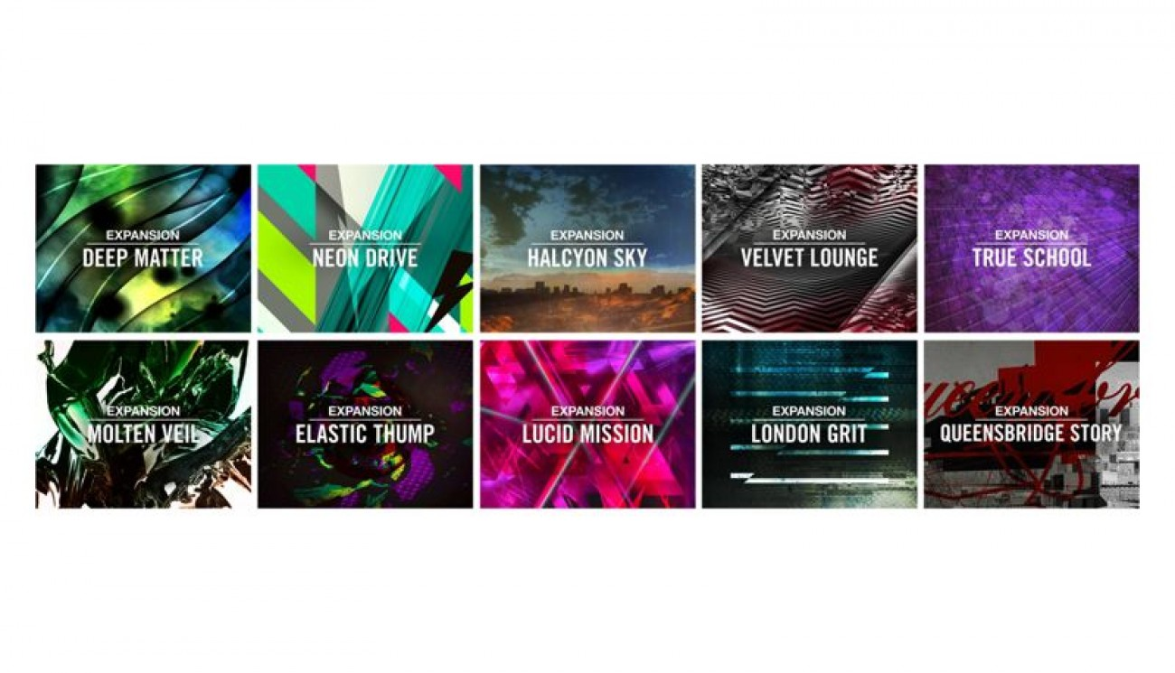 Expansions by Native Instruments