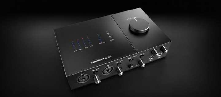 Komplete Audio 6 Overview