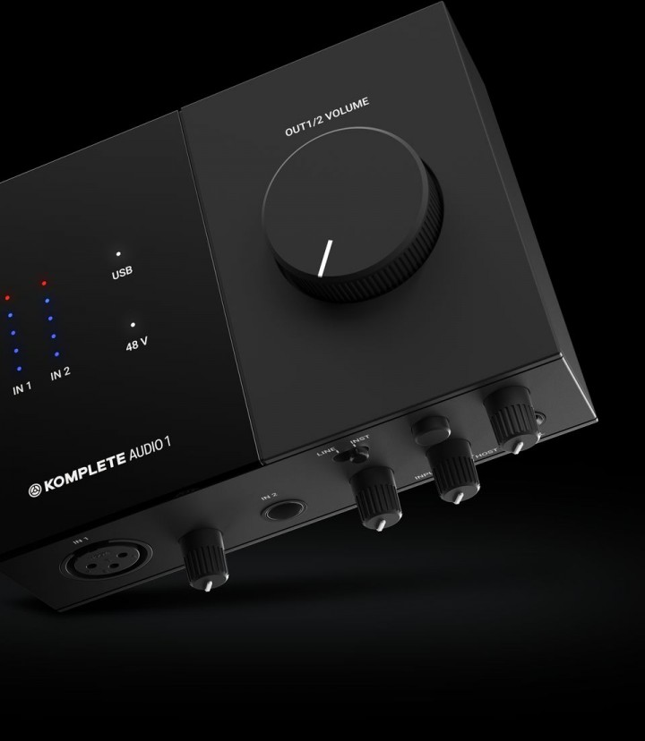Komplete Audio 1