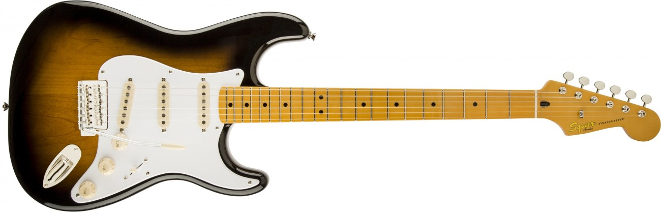 Fender Squier Stratocaster Classic Vibe50 SB