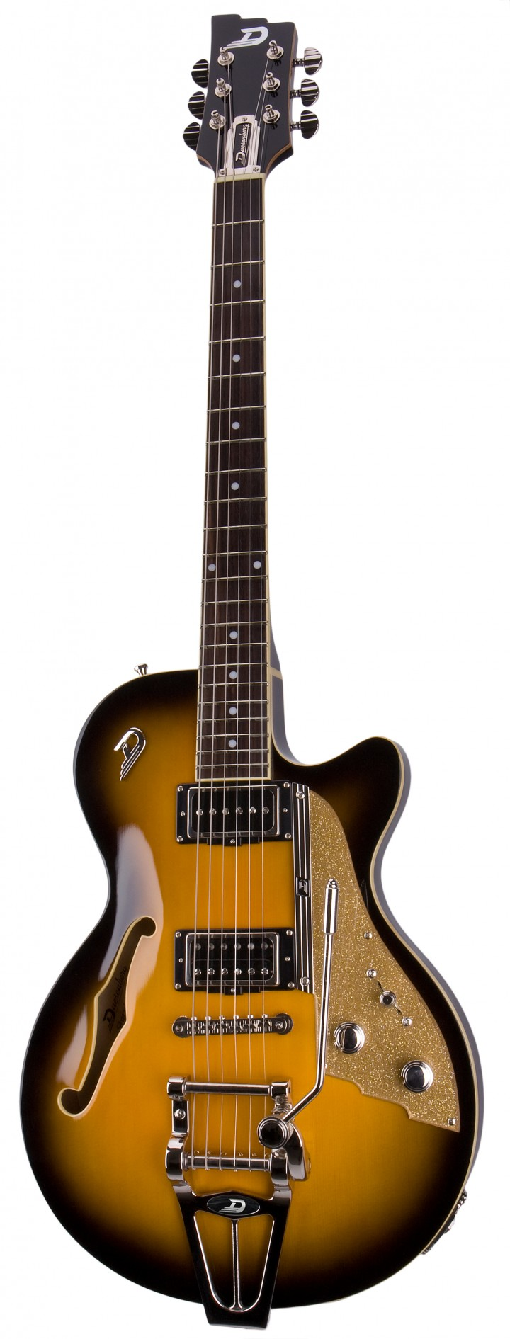 Duesenberg STARPLAYER TV 2-Tone-Sunburst