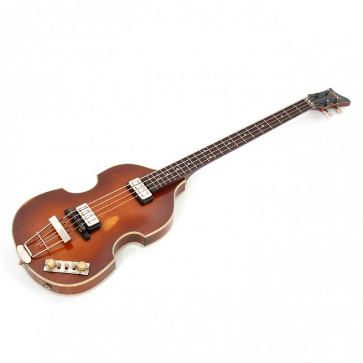 Violin Bass - Vintage Finish - 63