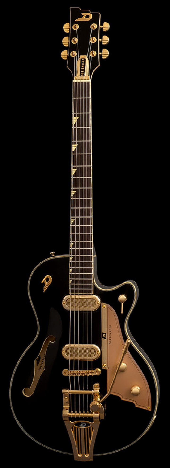 Duesenberg Starplayer TV Phonic Black