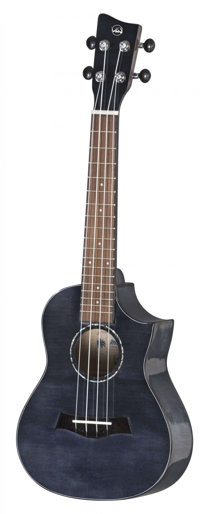 VGS Konzert Manoa Kaleo S-CO-BM Maple Faded Black