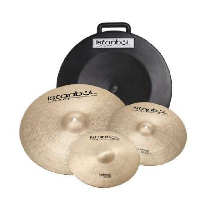 Istanbul Cymbal-Set Traditional
