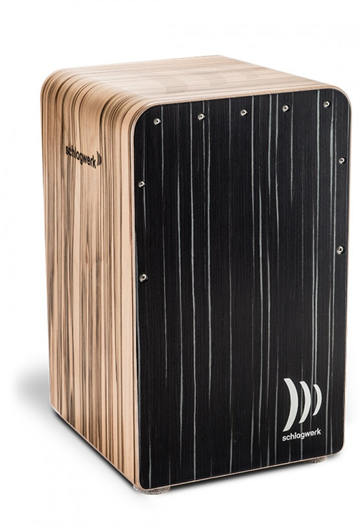 Schlagwerk Cajon Fineline CP608 Comfort Dark Night