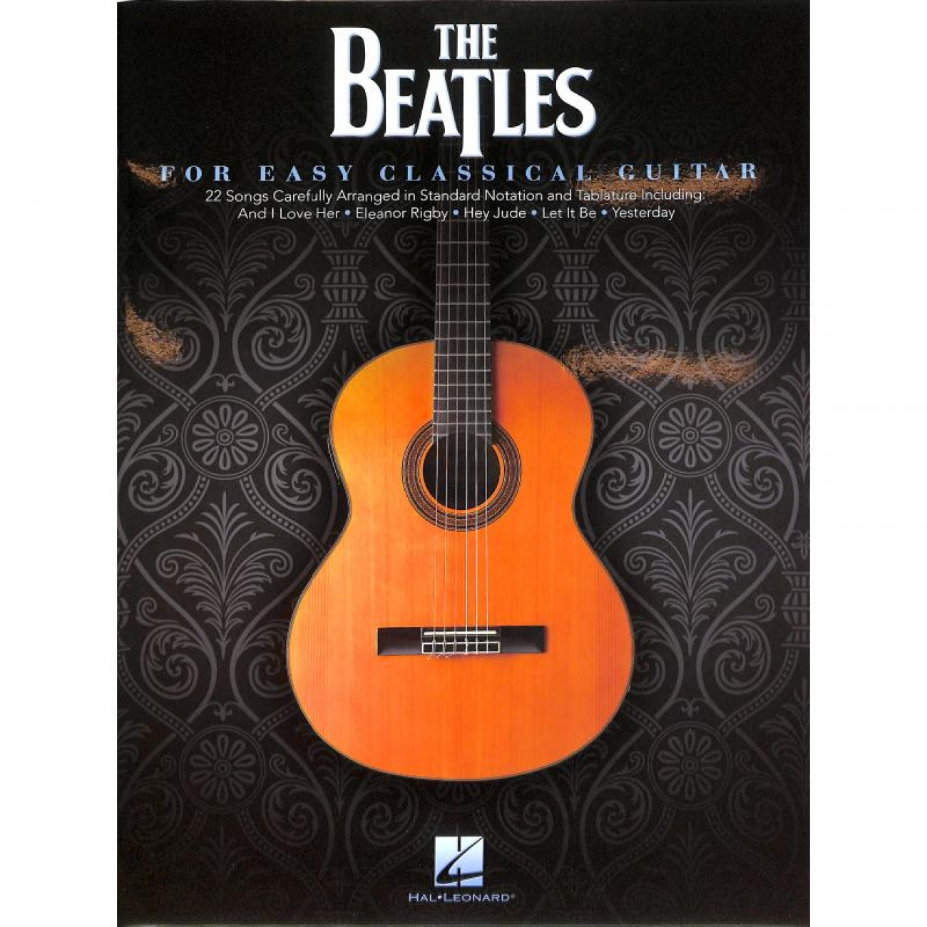 Beatles for easy classical guitar